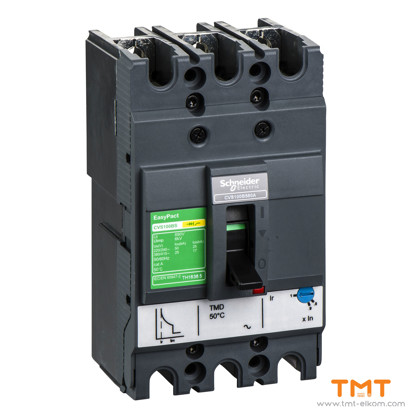 Picture of CVS100BS TM80D 3P3D CIRCUIT BREAKER