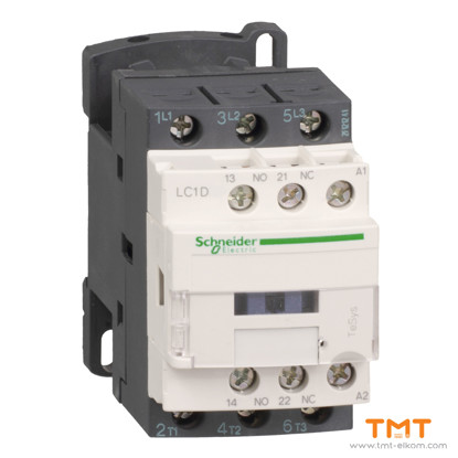 Picture of Contactor TeSys D 3P AC3 12A 42VAC coil