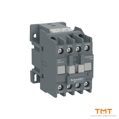 Picture of 3P CONTACTOR TESYS E 1NO 5,5KW 400V AC3