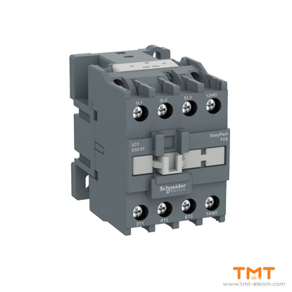 Picture of 3P CONTACTOR TESYS E 1NO 15KW 400V AC3 2
