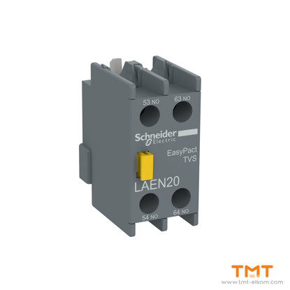 Picture of AUXILIARY CONTACT BLOCK EasyPact TVS 2NO