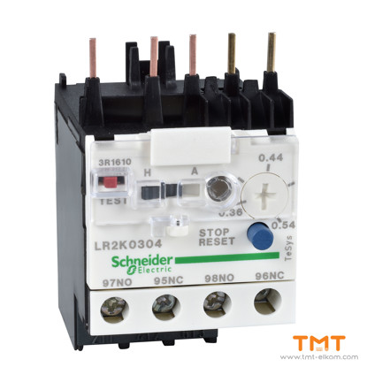 Picture of TESYS K OVERLOAD RELAY CL10 0.36 - 0.54A