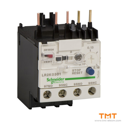 Picture of TESYS K OVERLOAD RELAY CL10 1.2 - 1.8A