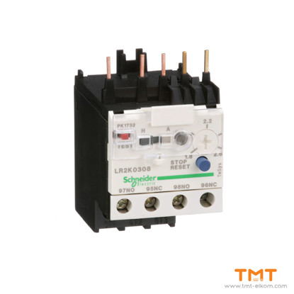 Picture of TESYS K OVERLOAD RELAY CL10 1.8 - 2.6A