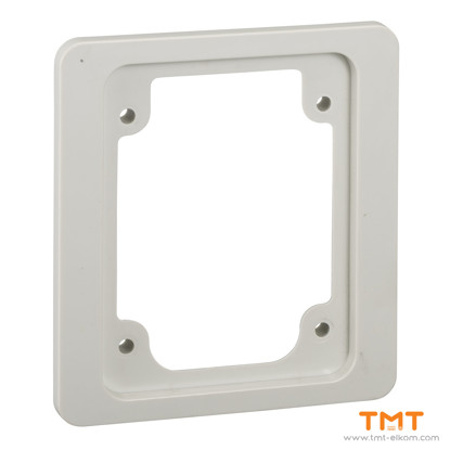Picture of enclos. access 90x100 plate 65x85 outlet