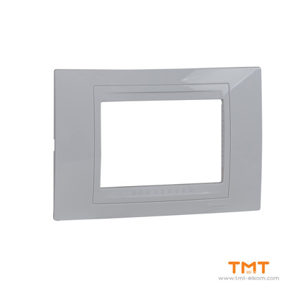 Picture of 3 modules c. frame white