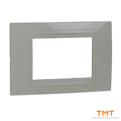 Picture of 3 modules c. frame ivory
