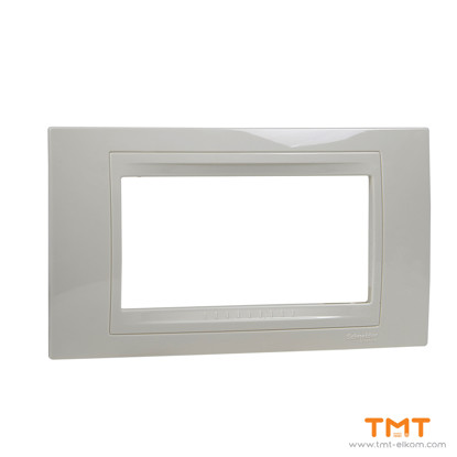 Picture of 4 modules c. frame ivory