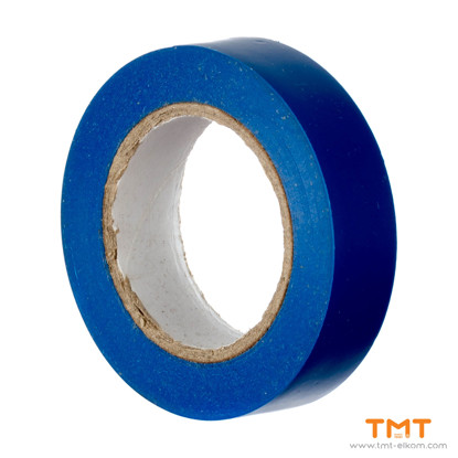 Picture of PVC Tape 15mmx10m blue 10pcs/rol