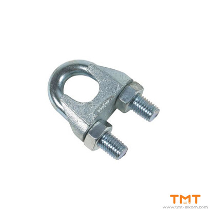 Picture of Wire rope clips 10mm TS