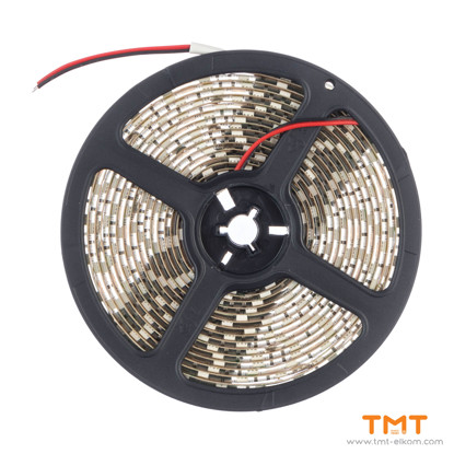 Picture of 5050 60leds-double pcb-14.4w-IP65-12V cool whit