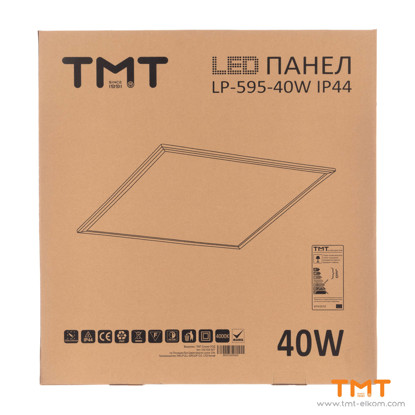 Picture of LED PANEL LP-595-40W-IP44 TMT