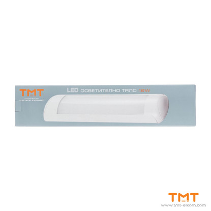 Picture of LED WALL LAMP,PC BASE,16W,4000K,IP20