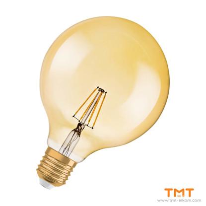 Picture of LED LAMP VINTAGE 1960 G125 4.5W Е27 2500K,420lm,230V