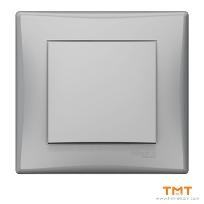 Picture of Sedna DIY-1pole switch-10AX aluminium