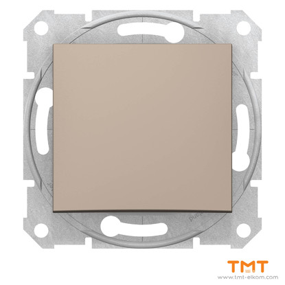 Picture of Sedna-1p 2way switch-10AX wo frame titan