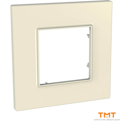 Picture of 1 gang Quadro cover frame Stone