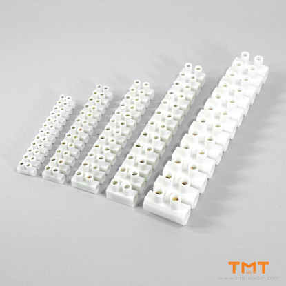 Picture of 12-line terminal strip 1-4mm2