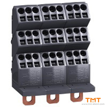 Picture of LINERGY DP 3P D.BLK/COMPACT 250A 27HOLES