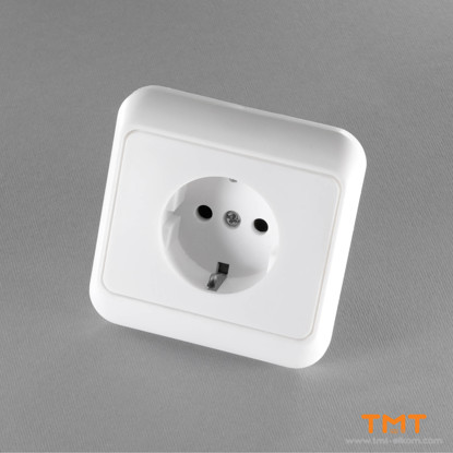Picture of SOCKET OUTLET EARTHED TODI