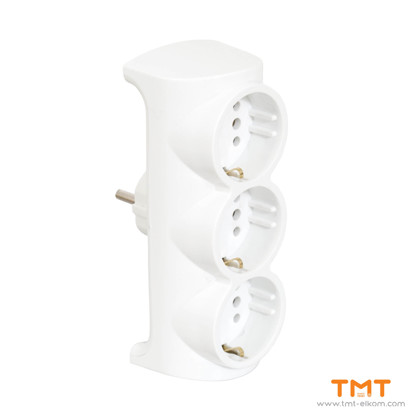 Picture of 3 GANG GROUP SOCKET(WITH TERMINAL) ATRA