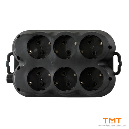 Picture of 6 GANG GROUP SOCKET(WITH TERMINAL) ATRA