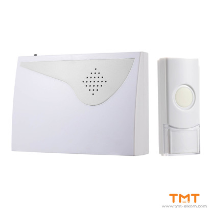 Picture of Wireless door bell 17 melody 411-106 COMMEL