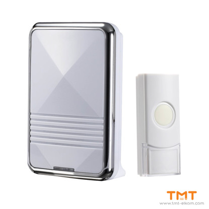 Picture of Wireless door bell 36 melody 411-107 COMMEL