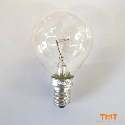 Picture of INCANDESCENT LAMP  25W E14 P45 240V ESI