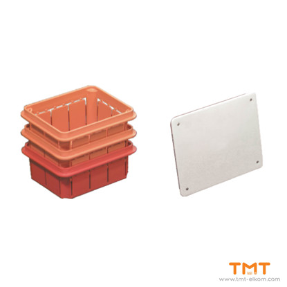 Picture of OL10002M Multipack boxes with lid and screws 118Х96Х50
