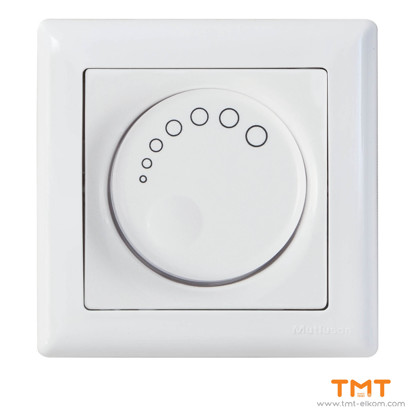 Picture of DARIA ROTARY DIMMER 600W WHITE