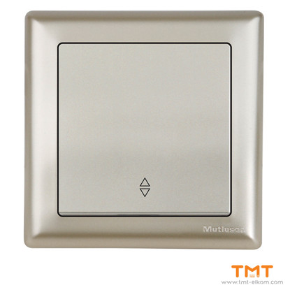 Picture of DARIA ONEG. TWO WAY SWITCH TITANYUM
