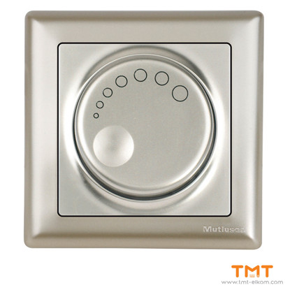Picture of DARIA ROTARY DIMMER 600W TITANYUM