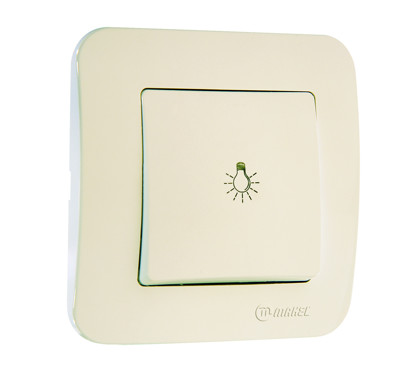 Picture of CONTROL WAY SWITCH-LIGHT CREAM LILIUM-N