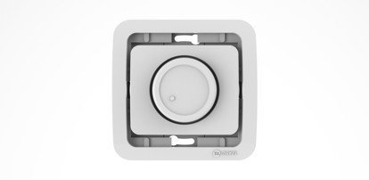 Picture of DIMMER 600W WHITE MIMOZA