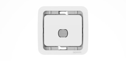 Picture of DIMMER 400W WHITE MIMOZA