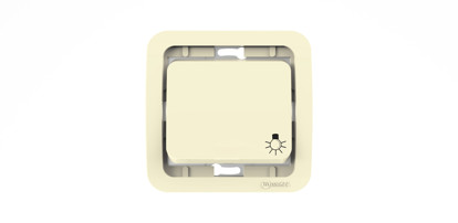 Picture of CONTROL WAY SWITCH-LIGHT CREAM MIMOZA