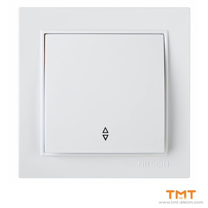 Picture of TWO WAY SWITCH WHITE THOR