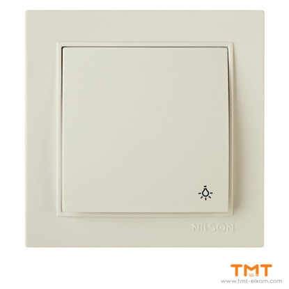 Picture of CONTROL WAY SWITCH-LIGHT CREAM THOR