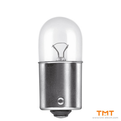 Picture of AUTOMOTIVE LAMP 5627 5W 24V BA15s,R5W OSRAM