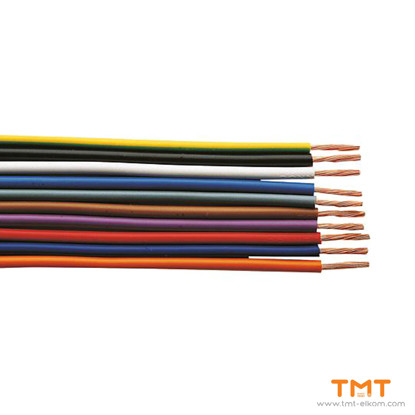 Picture of CABLE H07V-K 1.50 YELLOW-GREEN 450/750V