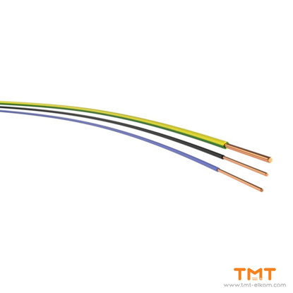 Picture of CABLE H05V-U 0.50 DRUM WHITE 300/500V