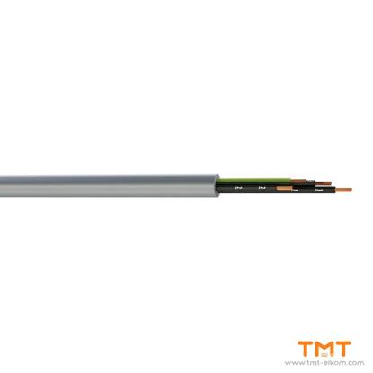 Picture of CABLE GAMAFLEX 10 7Х1 DRUM 300/500VUV RESISTANT