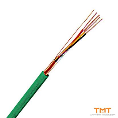 Picture of CABLE J-Y(ST)Y 2Х2Х0.80 DRUM GREEN 300V