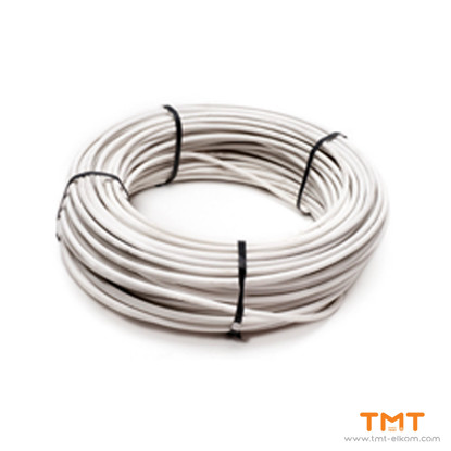 Picture of Round conductor, Alu PVC Ø8mm 100m
