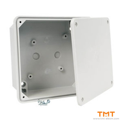 Picture of 8119KA PVC ARMOURED BOX
