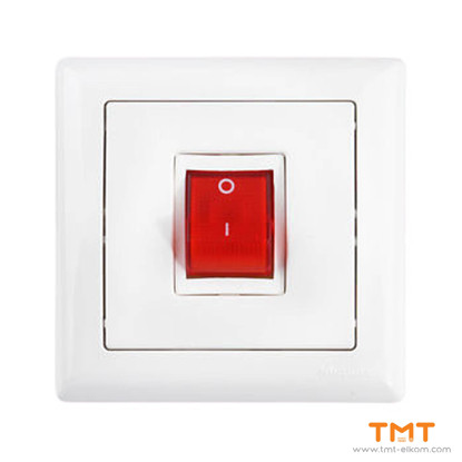 Picture of DARIA ONEG. ONE WAY SWITCH WHITE