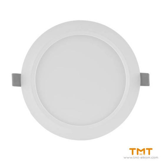 Снимка на ЛУНА LED SLIM DN155 12W 6500K,1020lm,Ф169mm,79076