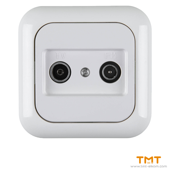 Picture of SHIELDED TV SOCKET OUTLET EURO,N.KIROV